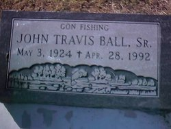 John Travis Ball, Sr
