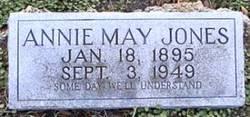 Annie May <i>Joynes</i> Jones