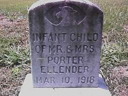 Infant Ellender