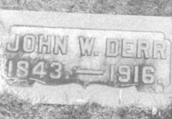 John William Derr