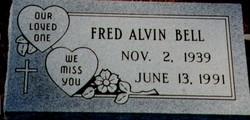 Fred Alvin Bell