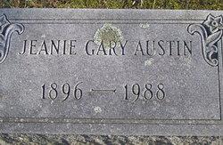 Jeanie <i>Gary</i> Austin