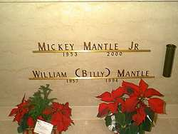Mickey Mantle, Jr