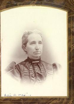 Julia Augusta <i>Perry</i> Hopkins
