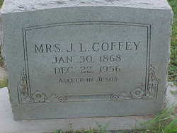 Ella Mahle <i>Horton</i> Coffey