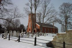 Brick Church Cemetery