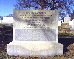 Ida Elizabeth <i>Christiancy</i> Pickett