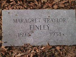 Maragret <i>Traylor</i> Finley