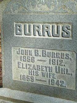 Elizabeth <i>Uhl</i> Burrus