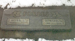 Howard A Forbes