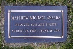Matthew Michael Ansara