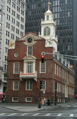Boston Massacre Victims