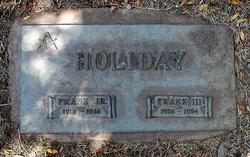 Frank Holliday