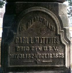 Karl Leopold Matthies