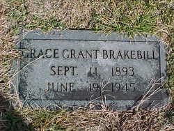 Grace <i>Grant</i> Brakebill