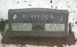 Harriett Jean <i>Thomas</i> Blaylock