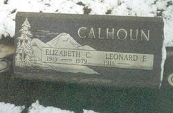 Elizabeth O Calhoun