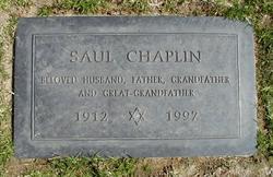 Saul Chaplin