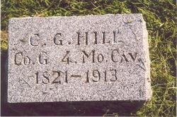 Sgt Chester G. Hill