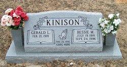 Bessie M. Kinison
