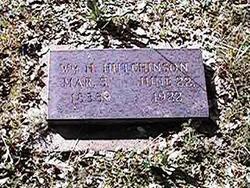 William H. Hutchinson