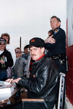 Davey Carl Allison