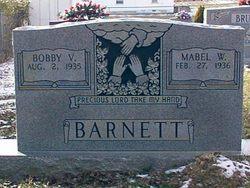 Mabel Wanda <i>Bishop</i> Barnett