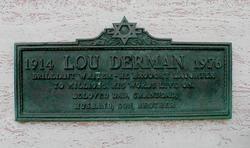 Lou Derman