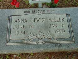 Anna <i>Lewis</i> Miller
