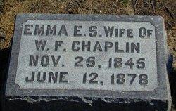 Emma E. S. <i>Rabun</i> Chaplin