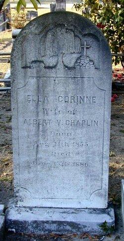 Ella Corine <i>Fripp</i> Chaplin