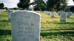 Ethel Mary <i>Holland</i> Cain