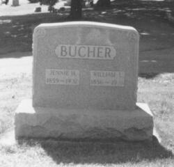 William Lewis Bucher