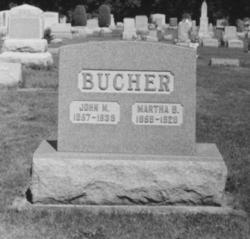 Martha <i>Biller</i> Bucher
