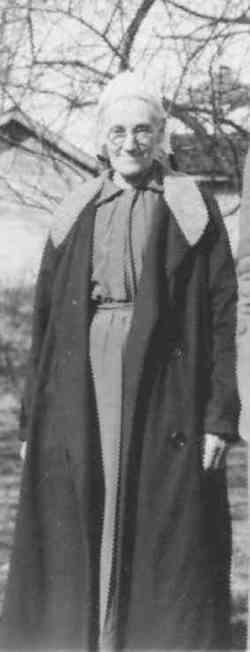Mary Alice <i>Bucher</i> Hoke
