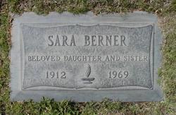 Sara Berner