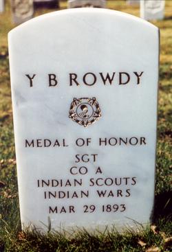 Y. B. Rowdy