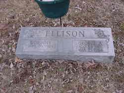 George Arnold Ellison