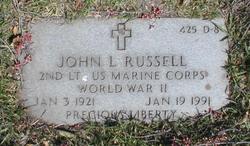 Lieut John Russell