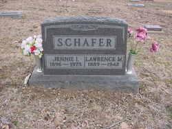Jennie Isabell <i>Reiter</i> Schafer