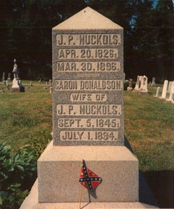 Col Joseph Pryor Nuckols
