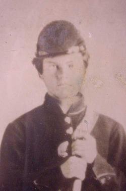 Pvt John M. Brown