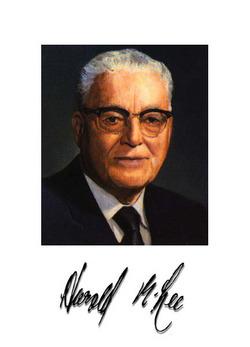Harold Bingham Lee