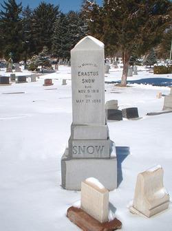 Erastus Fairbanks Snow