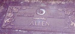 Alvina L <i>Giese</i> Allen
