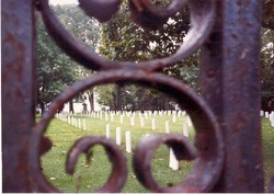 Johnson's Island Confederate Cemetery