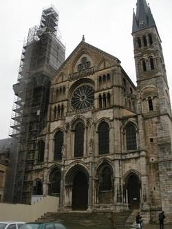 Saint Remi Basilica