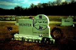 Jim Catfish Hunter