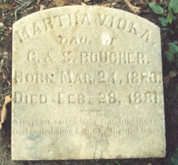 Martha Viola Boucher