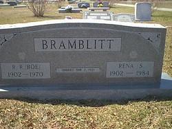 Rena Scott <i>Dabney</i> Bramblitt